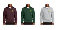 Cole Sport Tek 1/4 Zip Sweatshirt