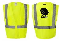 Cole ML Kishigo Ultra Cool 3-Pocket Safety Vest