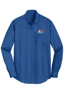 City of Hastings Twill Button Up Shirt