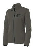 City of Hastings Ladies Active Soft Shell Jacket