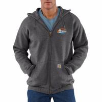 City of Hastings Carhartt Full Zip Sweatshirt