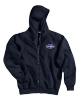 Tonna Prospect Full Zip Hooded Sweatshirt