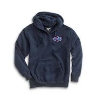 Tonna 1/4 Zip Heavyweight Hooded Sweatshirt