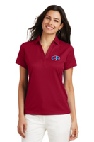 Tonna  Ladies Performance Fine Jacquard Polo