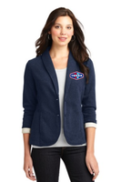 Tonna Ladies Fleece Blazer