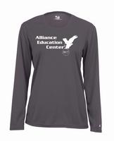 Alliance Education Center Ladies B-Core Long Sleeve Shirt