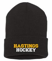 HHS Boys Hockey Cuffed Knit Cap