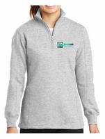 Lone Oak Payroll 1/4 Zip Sweatshirt