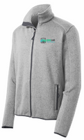 Lone Oak Payroll Sweater Fleece Jacket