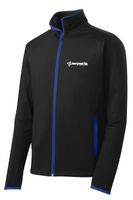 TempWorks Software Unisex Sport Wick Stretch Full Zip