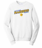 HHS Girls Tennis Crew Neck Sweatshirt