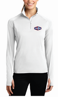 Tonna Ladies Sport Wick Stretch 1/2 Zip Pullover
