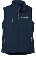 TempWorks Software Ladies Quilted Thermolite® Vest