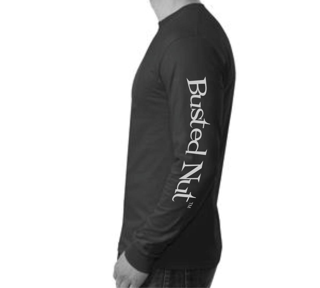 Black Shirt Sleeve