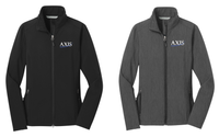 Axis Ladies Soft Shell Jacket