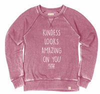 United Way of Hastings - Limited Edition Comfy Cozy Kindness Fleece Crew