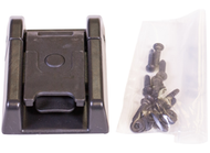Medium Injection Molded Latch in Non-Valenced Housing