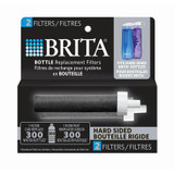 Brita Hardsided Bottle Replacement Filters