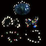 24/36L Small Dots/Large Dots/Snowflake/Bulb
