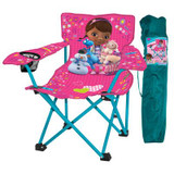 Doc McsTuffins Kids Camping Chair