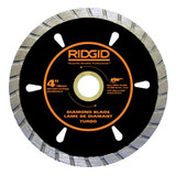 4 Inch Turbo Diamond Blade