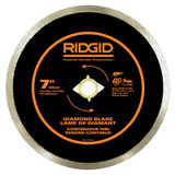 7 Inch Continuous Rim Diamond Blade