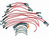 24 Assorted Bungee Cords