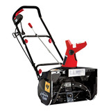 SJM988 Max 13.5-Amp Electric Snow Blower With 18-Inch Clearing Width
