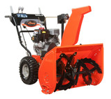 Deluxe 30 Two Stage Electric Start Gas Snow Blower with 30-Inch Clearing Width