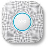 Nest Protect 2nd Gen Smoke + Carbon Monoxide Alarm, Battery (White)