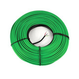 240 Volt Snow Melting Cable  21.5 Square Feet