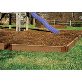 Landscape Playground Border Kit - 64 Feet