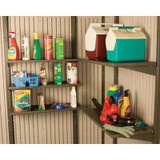 5 Piece 14x30 Shelf Kit - 11 Foot Wide Shed