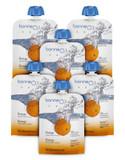 Bonne O Six-Piece Orange Syrup Flavour Pack