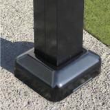 Aluminum Fence Post Surface Kit