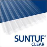 Suntuf Cor. Pc12  Feet . Clear
