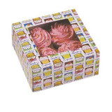 Wilton Cupcake Box, Holds 4