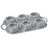 Nordic Ware Shortcake Baskets Baking Pan