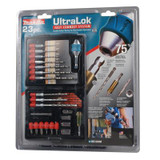 Ultra Lock Drill Set - 23 pieces