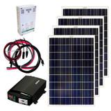 400-Watt Off-Grid Solar Panel Kit