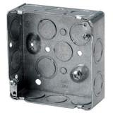 4 In. Square Box 1-1/2 In. Deep KO