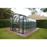 8 Feet 6 Inches x 16 Feet 8 Inches Grand Gardener Greenhouse