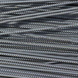 10mm Rebar 3M / 10Feet -  Black Steel