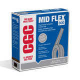CGC Strait-Flex Mid-Flex 300 MF-100C Drywall Corner Tape 3 Inch x 100 Feet Roll