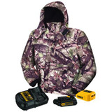 Heated Jacket Kit - Large 20-Volt/12-Volt Max Camo