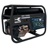 Generator (7200 watts) -Powered by Honda GX390 engine