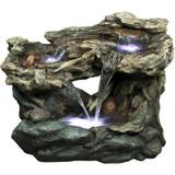 Armstrong Falls Fountain