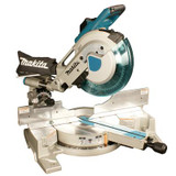 Dual Sliding Compound Mitre Saw with Laser - 10 Inch