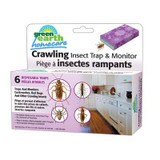 Green Earth Homecare Crawling Insect Trap & Monitor