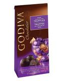 Godiva Dark Chocolate Truffles - Chocolate